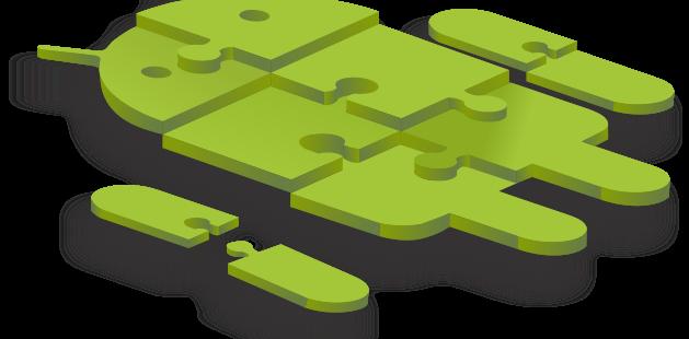 ¿cómo hacer componentes en Android?