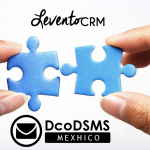 LeventoCRM + DcodSMS
