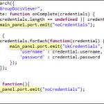 Ejemplo de codigo javascript